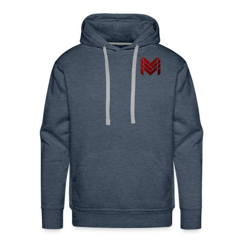 Malikan Logo (Small) - Men's Premium Hoodie
