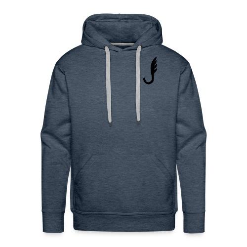 Jake T. Jansing Logo - Men's Premium Hoodie