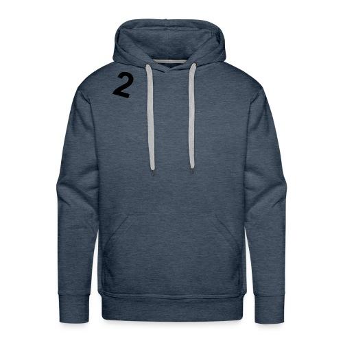 2- Simple hoodie (premium) - Men's Premium Hoodie