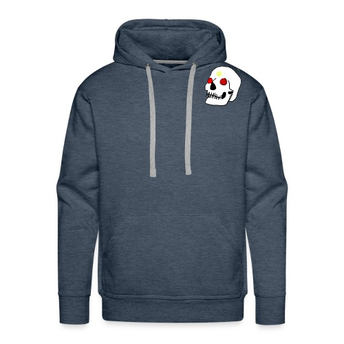 Skelly Eye - Men's Premium Hoodie