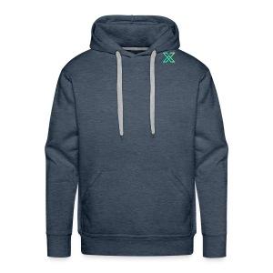 Blue Edition - Men's Premium Hoodie