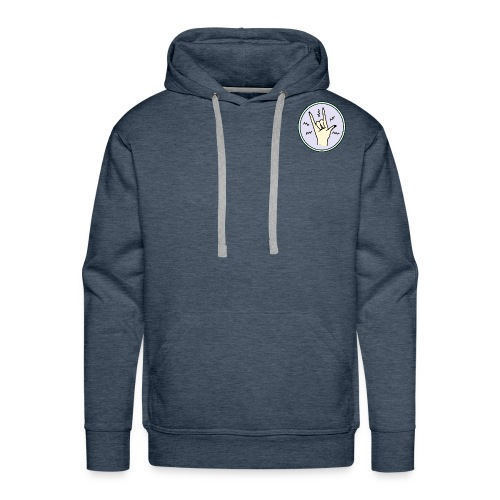 I Love You - Men's Premium Hoodie