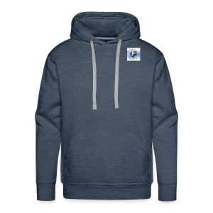 Frosty Logo - Men's Premium Hoodie