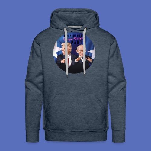 Trump Putin Bunga - Men's Premium Hoodie