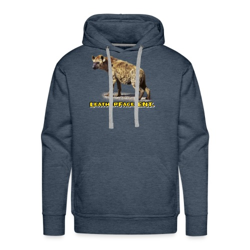 Limited edition Hyena Shirts/Long Sleeves - Men's Premium Hoodie