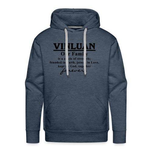 Vinluan Family 01 - Men's Premium Hoodie