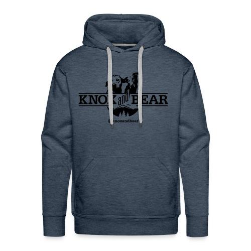 knox-and-bear - Men's Premium Hoodie