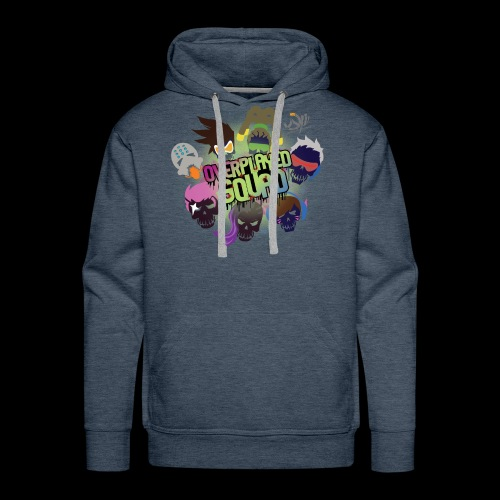 Overplayed Squad - Men's Premium Hoodie