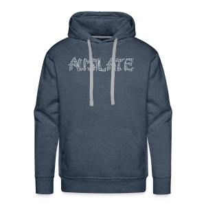Ausilate The Bigger Meaning Collection - Men's Premium Hoodie