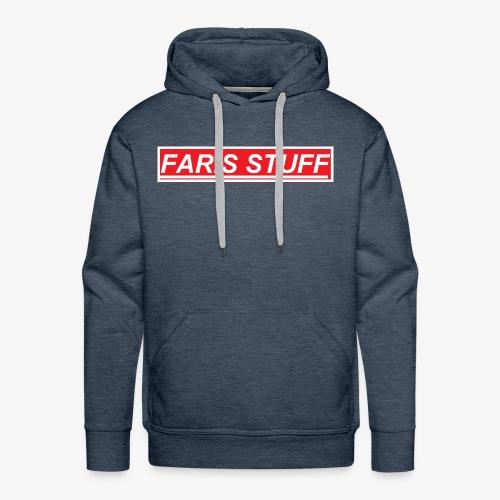 faris stuf - Men's Premium Hoodie