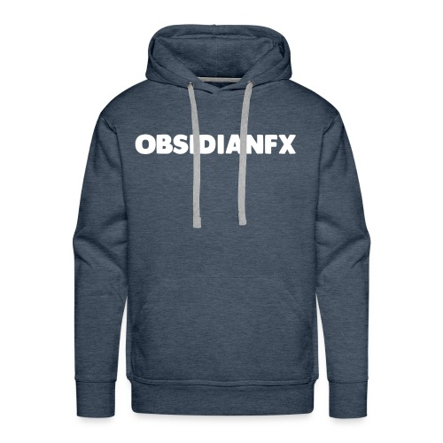 ObsidianFX Merch - Men's Premium Hoodie