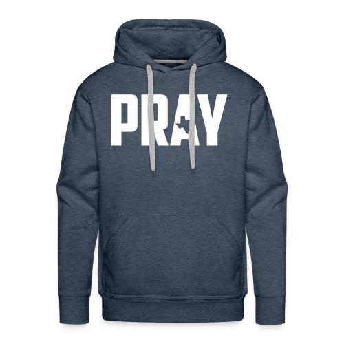 Pray For Texas - Men's Premium Hoodie