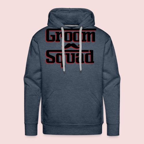 Groom Squad - Men's Premium Hoodie
