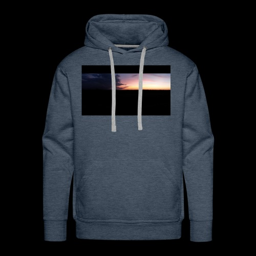 Storm and Dusk - Men's Premium Hoodie