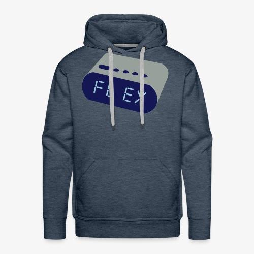 Lil Rolex Digital Shirt - Men's Premium Hoodie