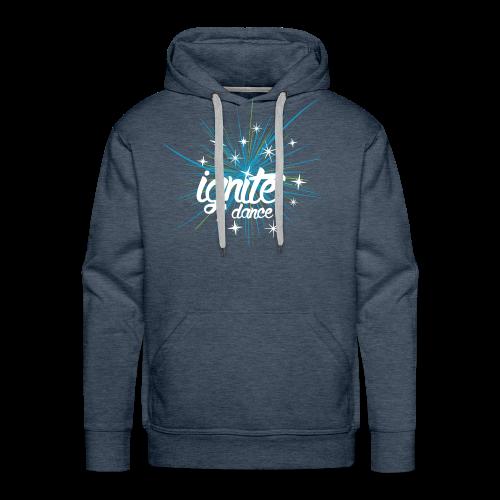 ignite logo - Men's Premium Hoodie