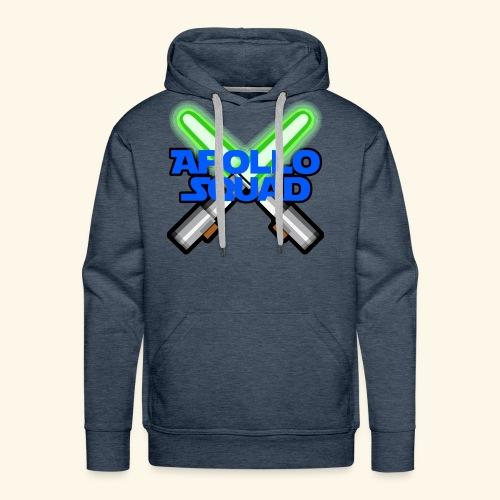 Apollo Squad Logo - Men's Premium Hoodie