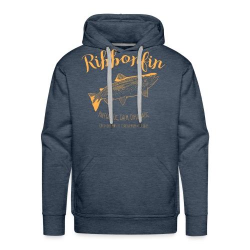 Ribbonfin House (copper) - Men's Premium Hoodie