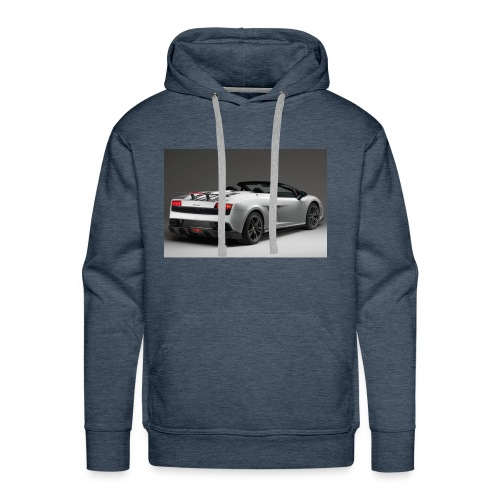 2012 lamborghini gallardo convertible lp 570 4 spy - Men's Premium Hoodie