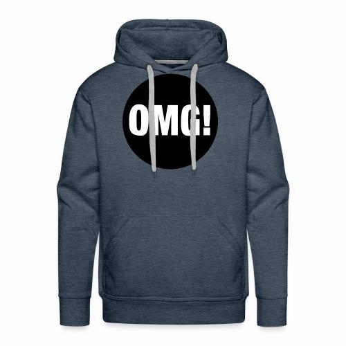 OMG! - Men's Premium Hoodie