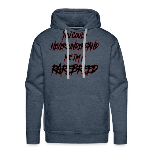 RAREBREED DESIGN - Men's Premium Hoodie