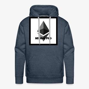 Ethereum Mining Pro - Men's Premium Hoodie