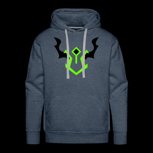the devastator - Men's Premium Hoodie