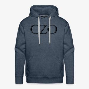 CoverZero CZO StoneScript - Men's Premium Hoodie