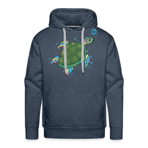 Vis - Turtle - Men's Premium Hoodie