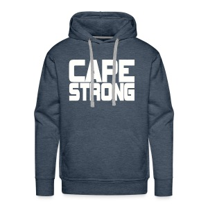 WEARCAPE CAPE STRONG - Men's Premium Hoodie