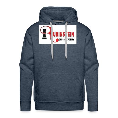 Rubinstein Chess Academy Logo - Men's Premium Hoodie