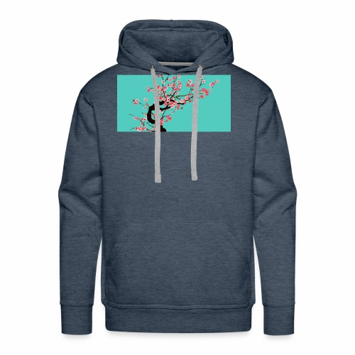 Cherry tree - Men's Premium Hoodie