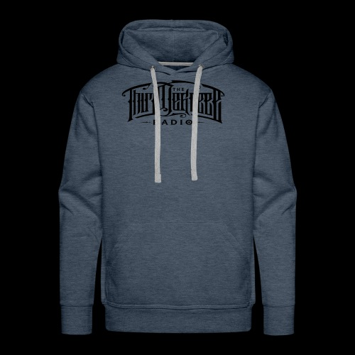 TDR - Tees Black Ink - Men's Premium Hoodie