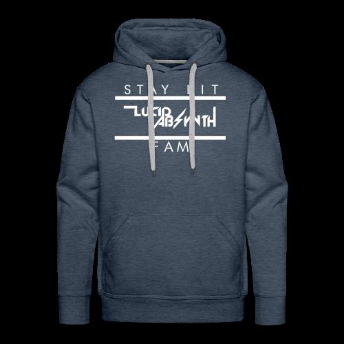 STAY LIT FAM - Men's Premium Hoodie