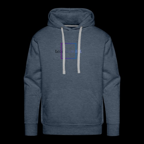 Legend Of All by Jeremyray Retherford - Men's Premium Hoodie
