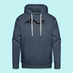 Mount Wave - Men's Premium Hoodie