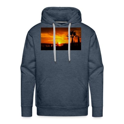 last sunset - Men's Premium Hoodie