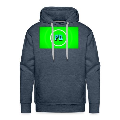 PD Green - Men's Premium Hoodie