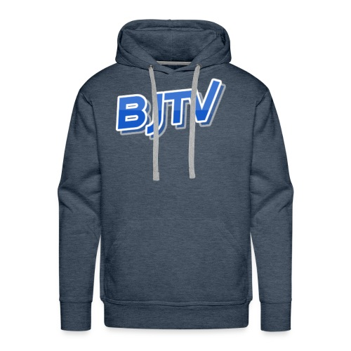 BJTV - Men's Premium Hoodie