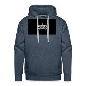 controller logo that i made - Men's Premium Hoodie