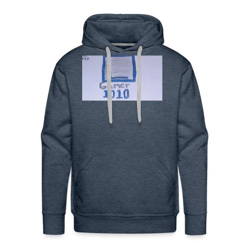 Luis Gamer 1010 merch - Men's Premium Hoodie