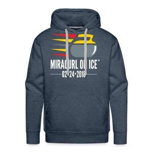 Miracurl On Ice Celebration - Men's Premium Hoodie