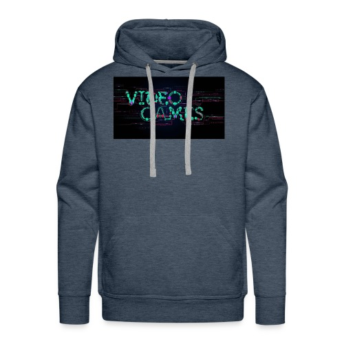Video games - Men's Premium Hoodie