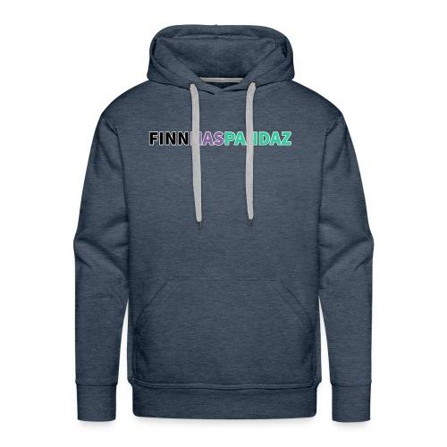 FinnHasPandaz Logo - Men's Premium Hoodie