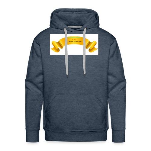 Gold PNG Image - Men's Premium Hoodie