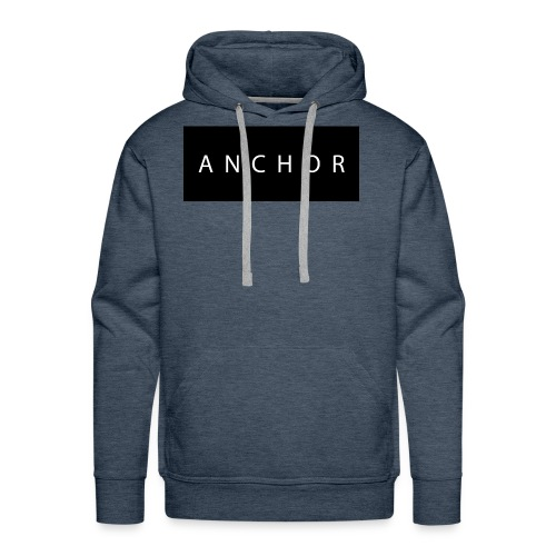Anchor brand t-shirt - Men's Premium Hoodie