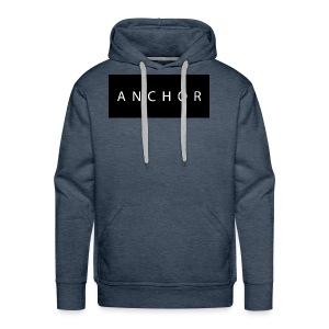 Anchor brand t-shirt - Men's Premium Hoodie