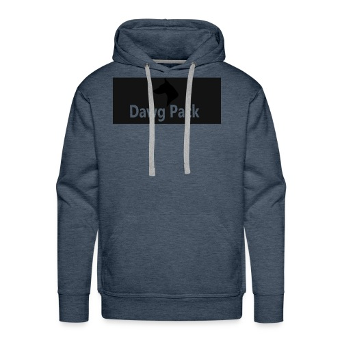 Dawg pack merch - Men's Premium Hoodie