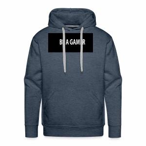 BE A GAMER!!!! - Men's Premium Hoodie