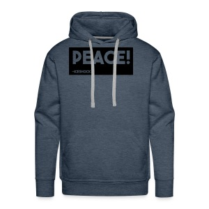 PEACE - Men's Premium Hoodie